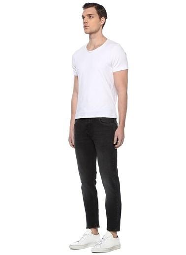 Neuw Denim Jean Pantolon Siyah
